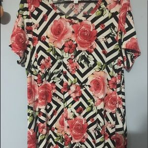 🌺Brand New Beautiful Jessie Dress Print Xlarge 🌺